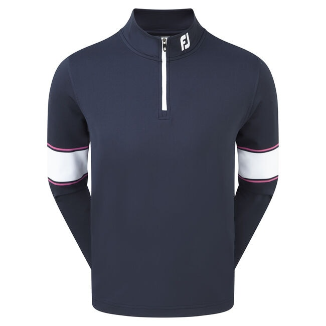 Chill-Out Pullover with Engineered Sleeves