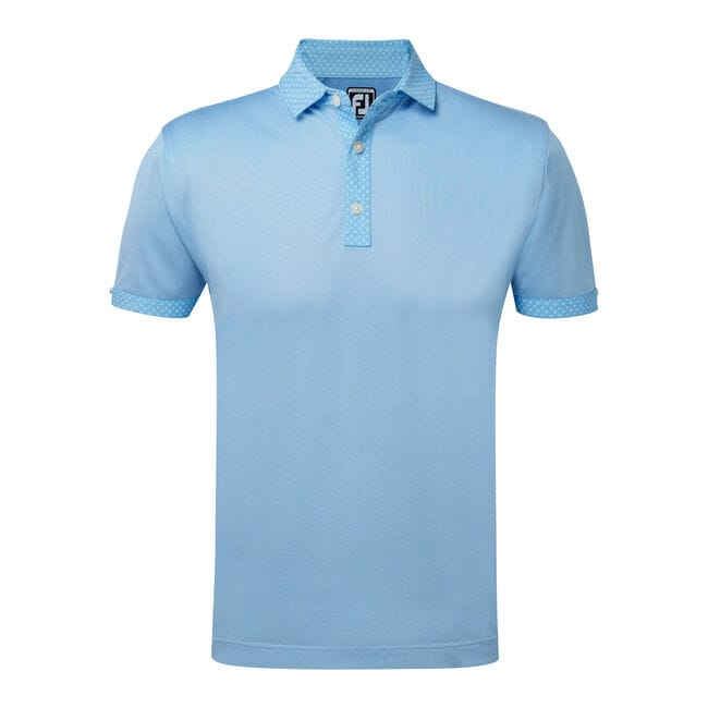 Athletic Fit Birdseye Pique-Previous Season Style