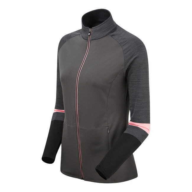 Full-Zip French Terry Chill Out Women-Previous Season Style