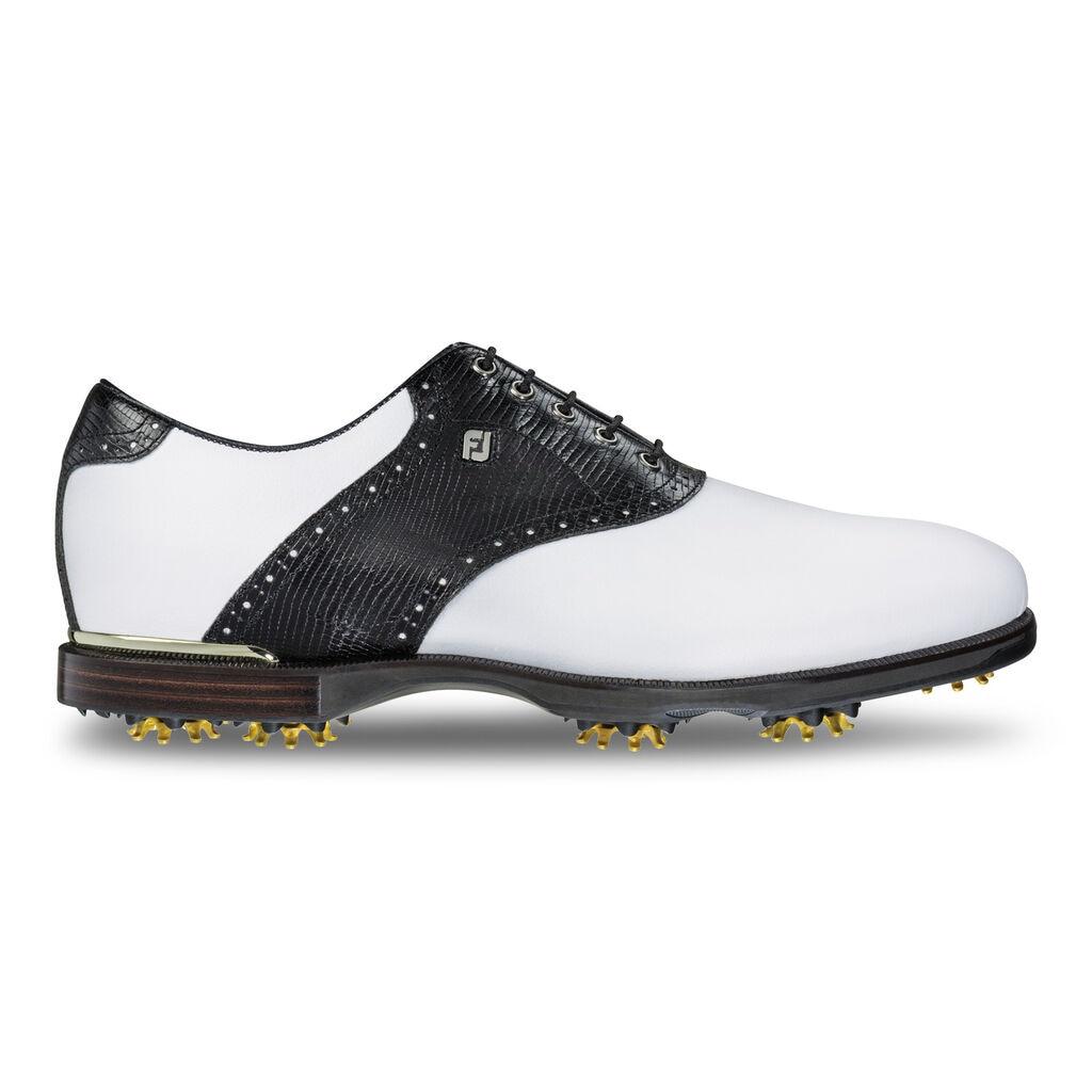 35fd76d48fd ICON Black Golf Shoes - Golf Shoes for Men
