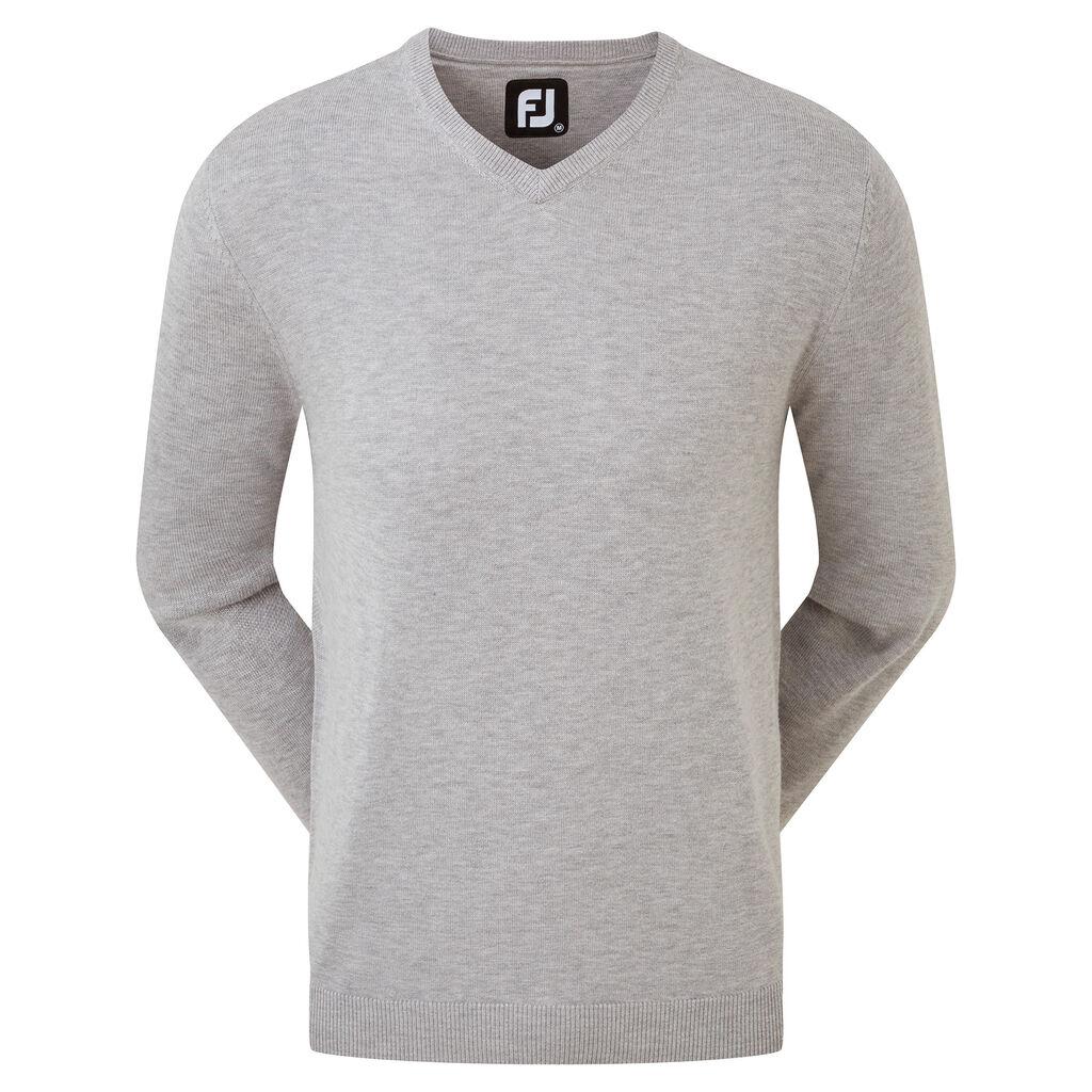 best website 60314 91e51 Wool Blend V-Neck Pullover
