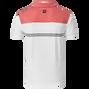 Heather Colour Block Lisle Performance Shirts