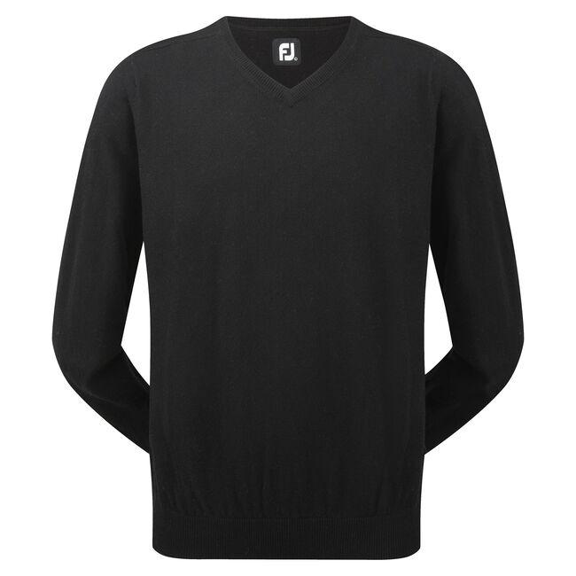Lambswool V-Neck Pullover-Förra årets Modell