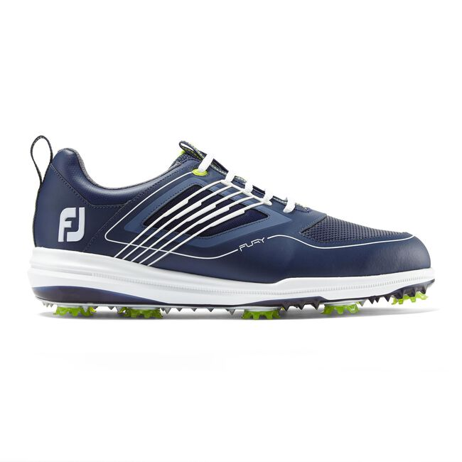 FJ FURY Navy/White