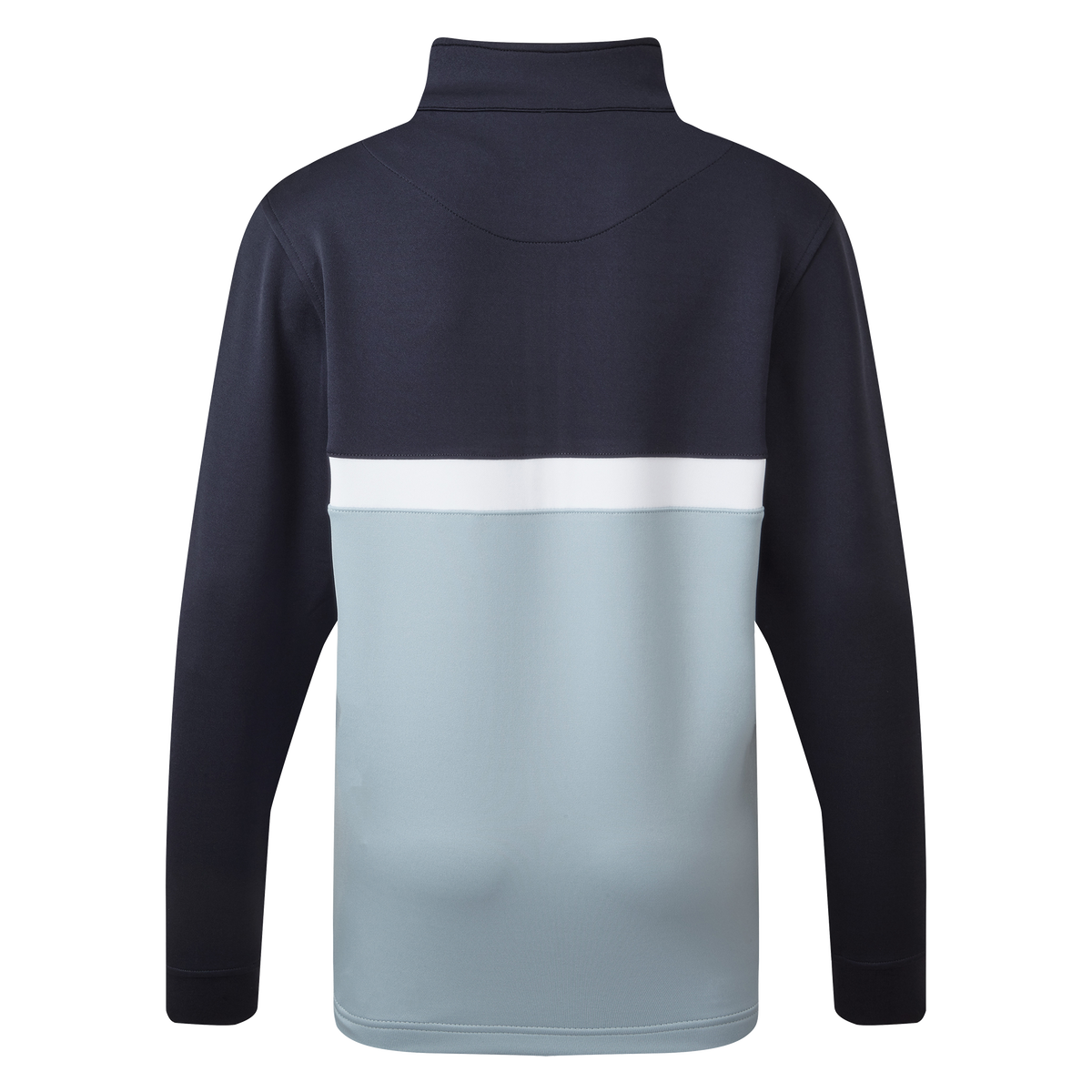 Chill-Out Pullover im Colorblock-Design