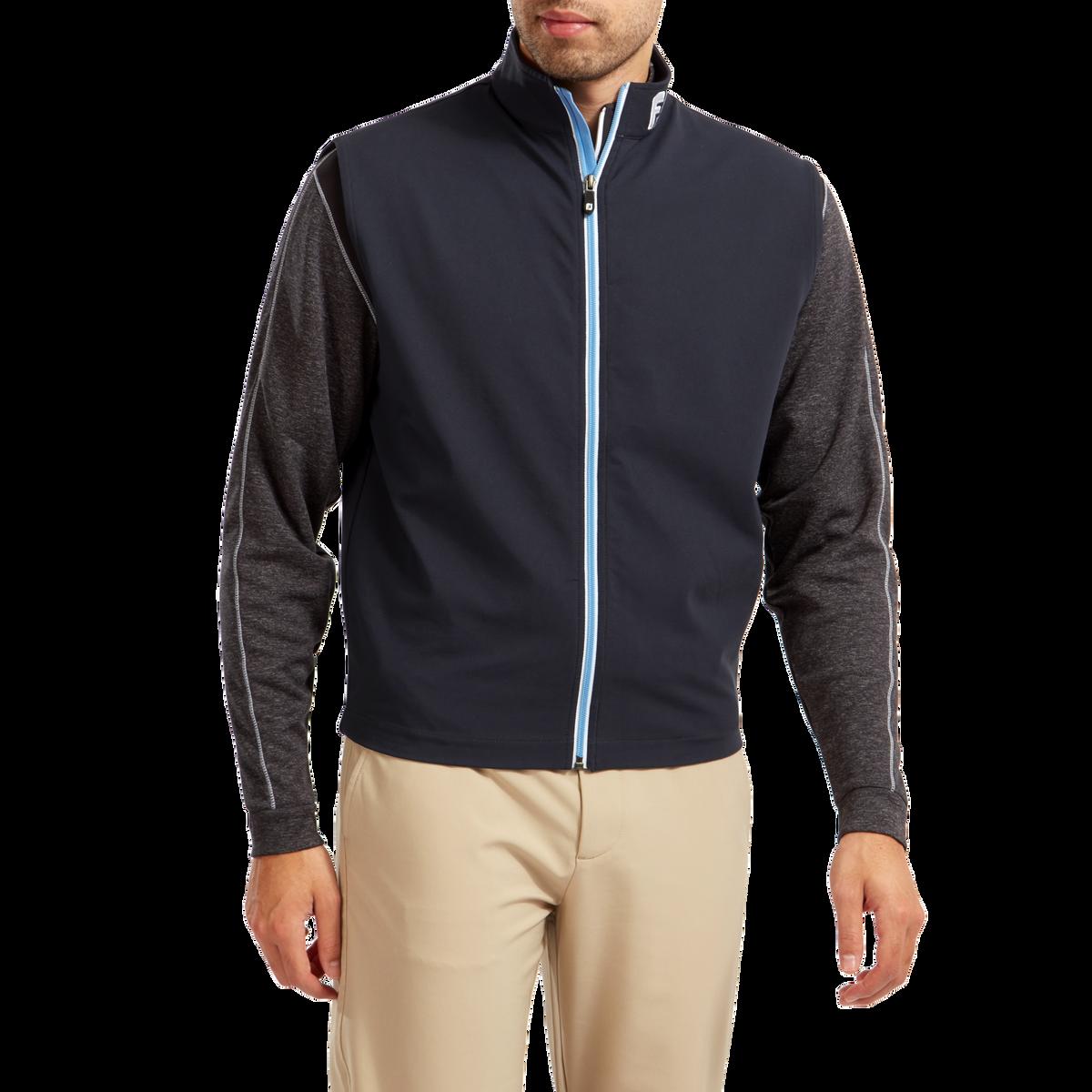 Full Zip Knit Vest
