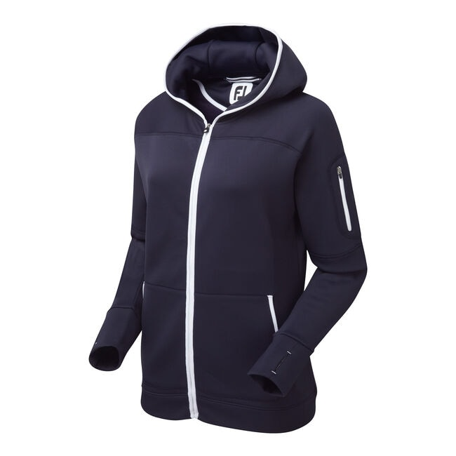 Full-Zip Hoody Women-Previous Season Style