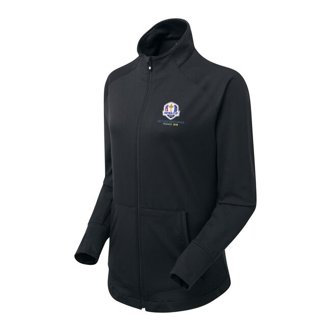 2018 Ryder Cup Full-Zip Brushed ChillOut Damen