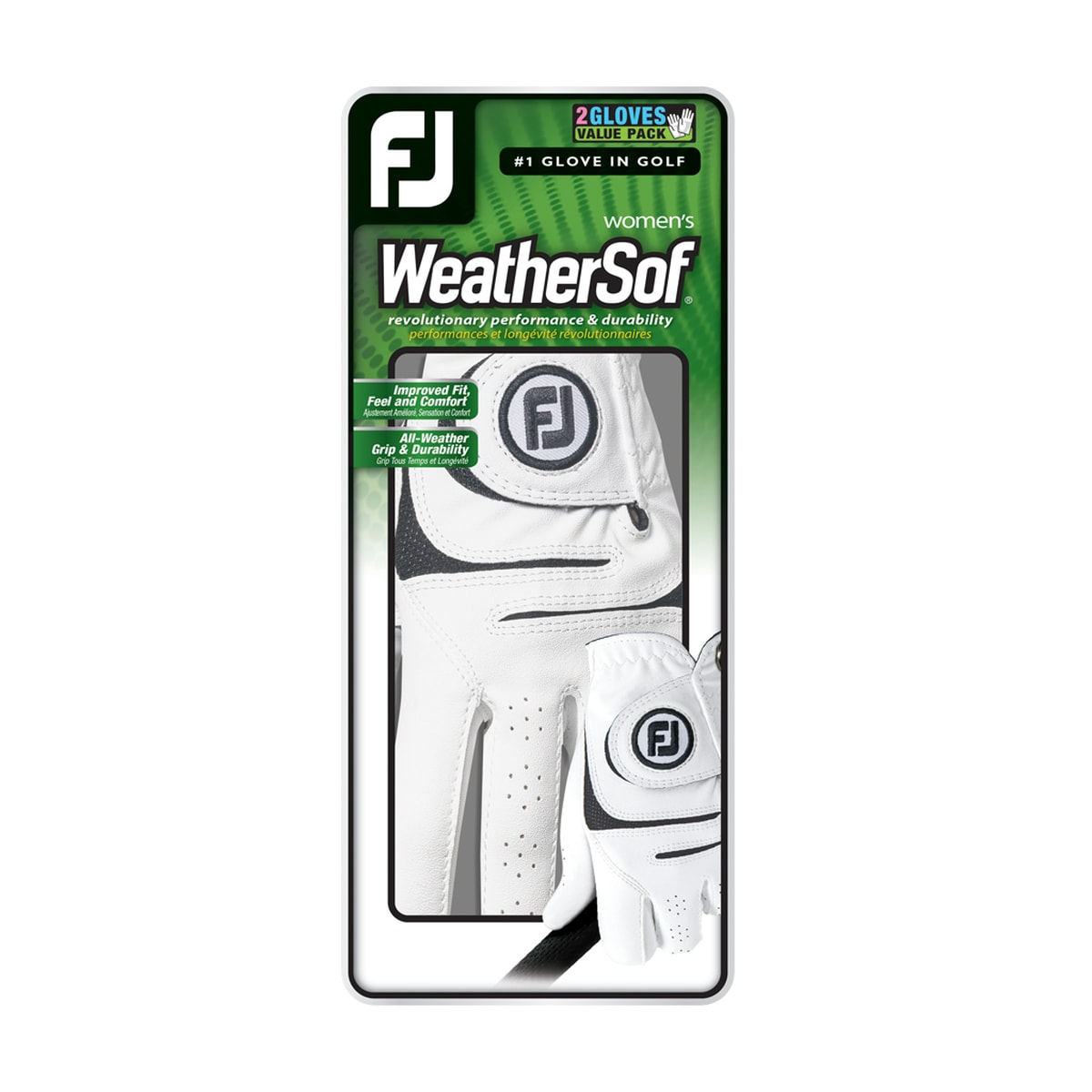 WeatherSof 2-Pack Damen