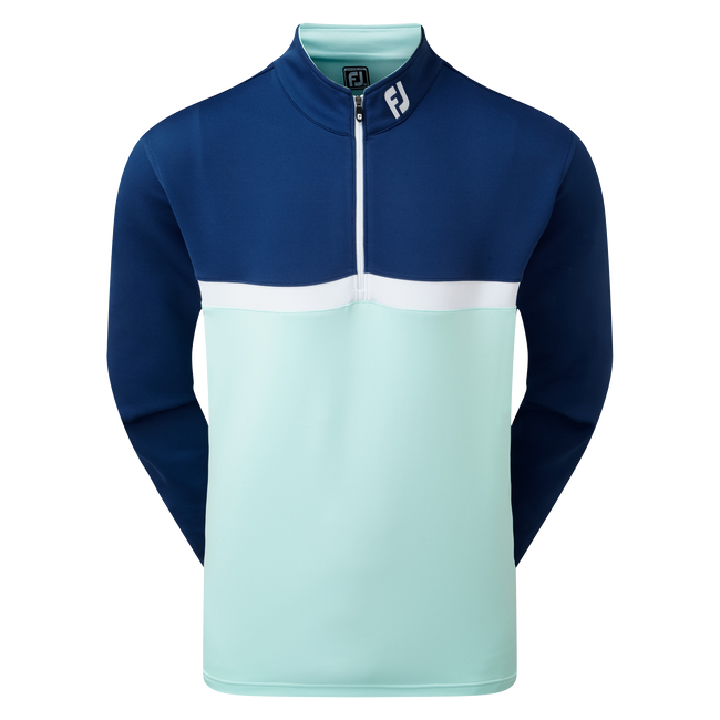 Colour Blocked Chill-Out Pullover