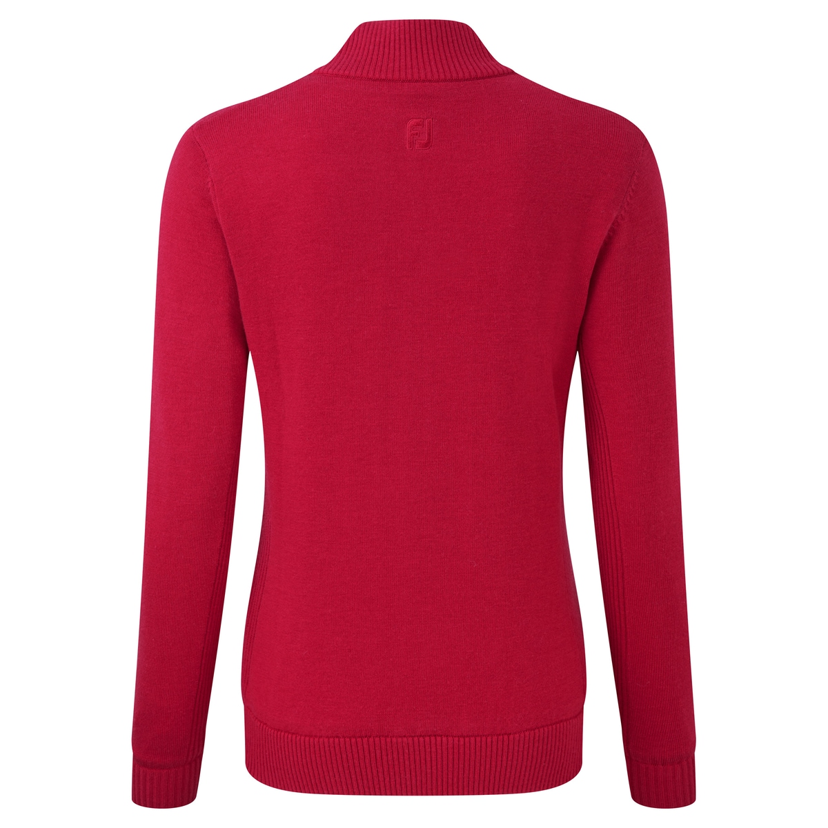 Pullover Laine doublé Full-Zip