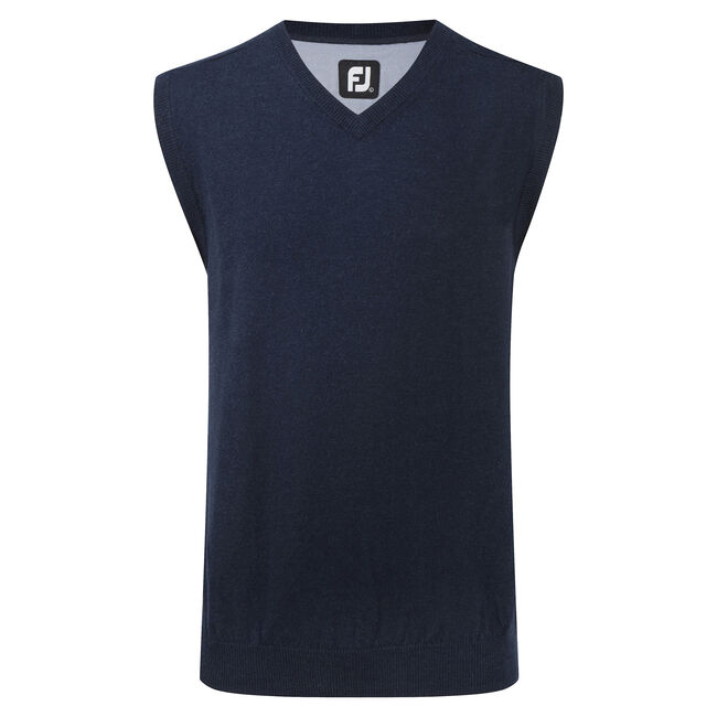 Lambswool V-Neck Slipover