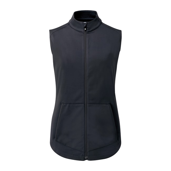 Full-Zip Brushed ChillOut Vest Women-Previous Season Style