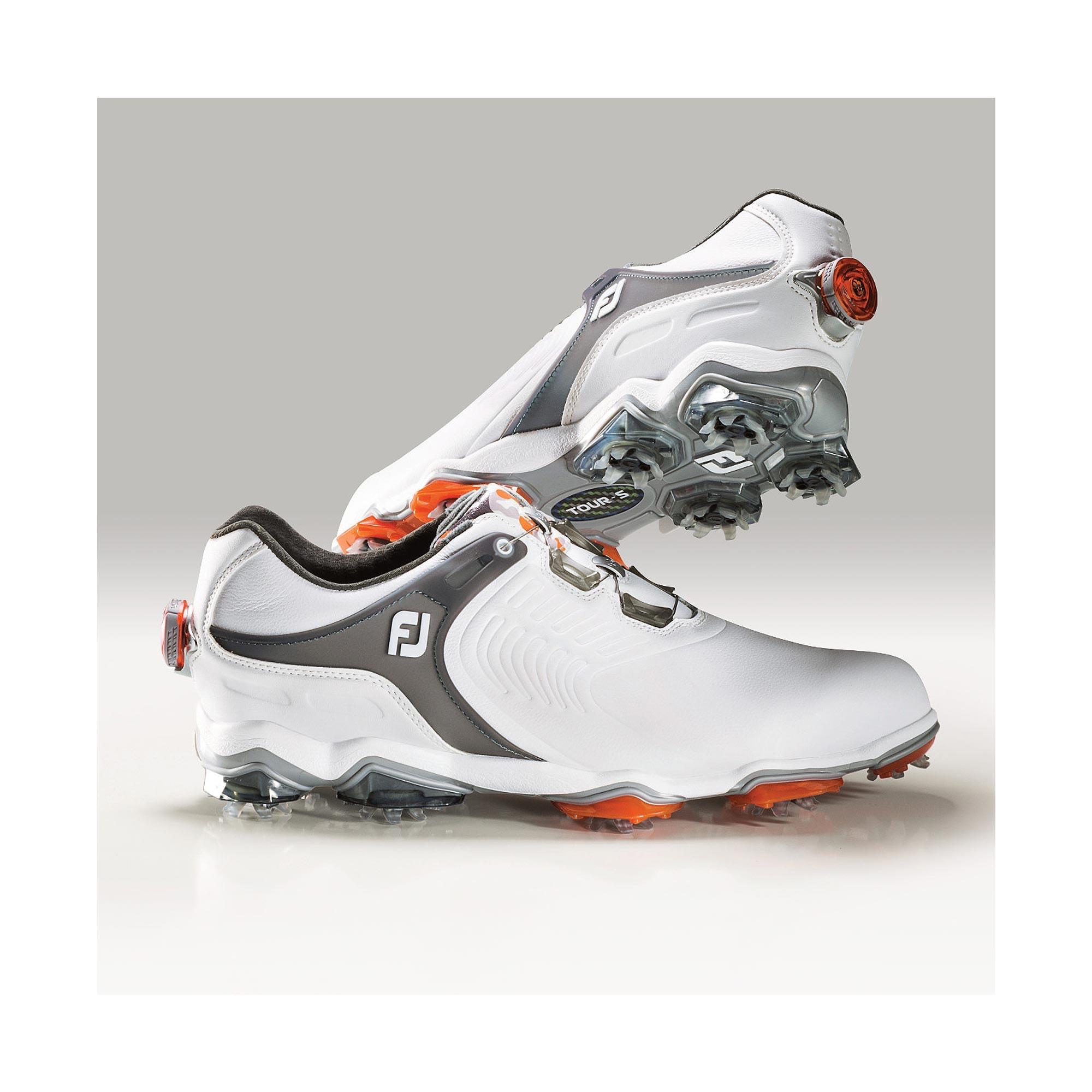 Tour-S BOA® Men's Golf Shoes | FootJoy