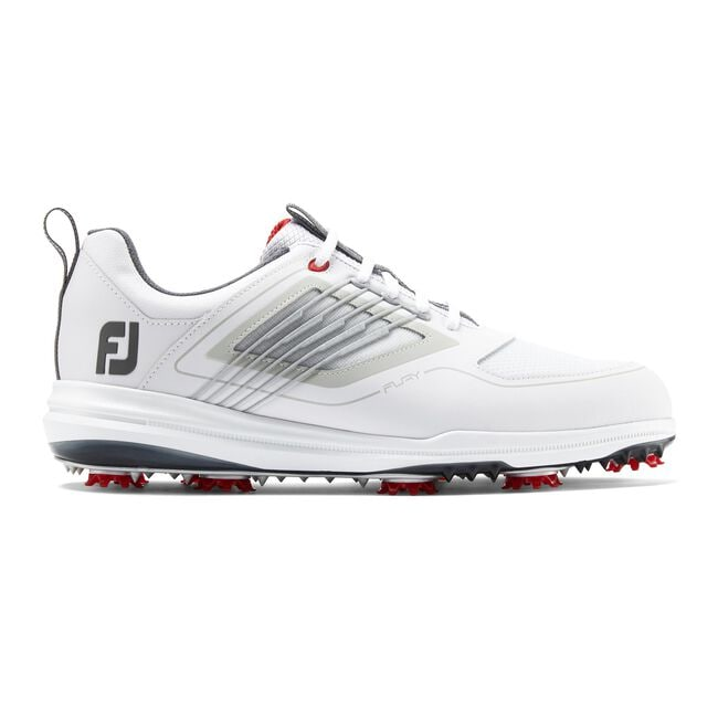 FJ FURY White/Grey