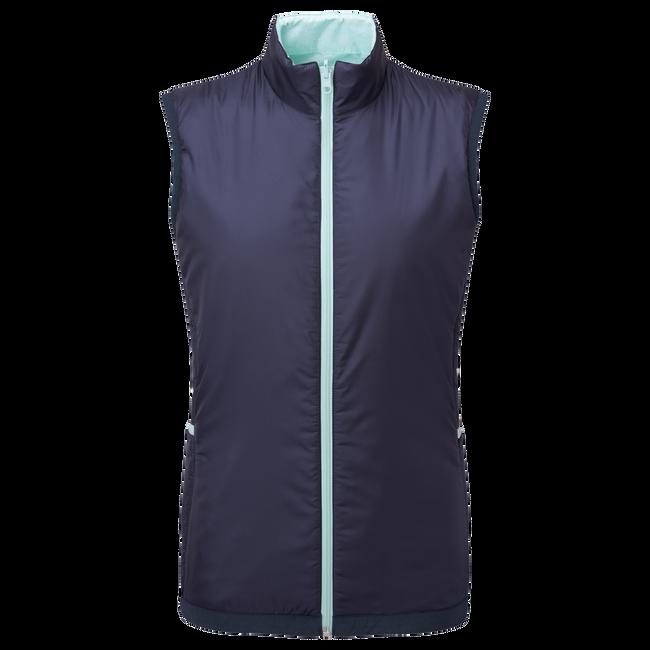 Women's Reversible Thermal Vest