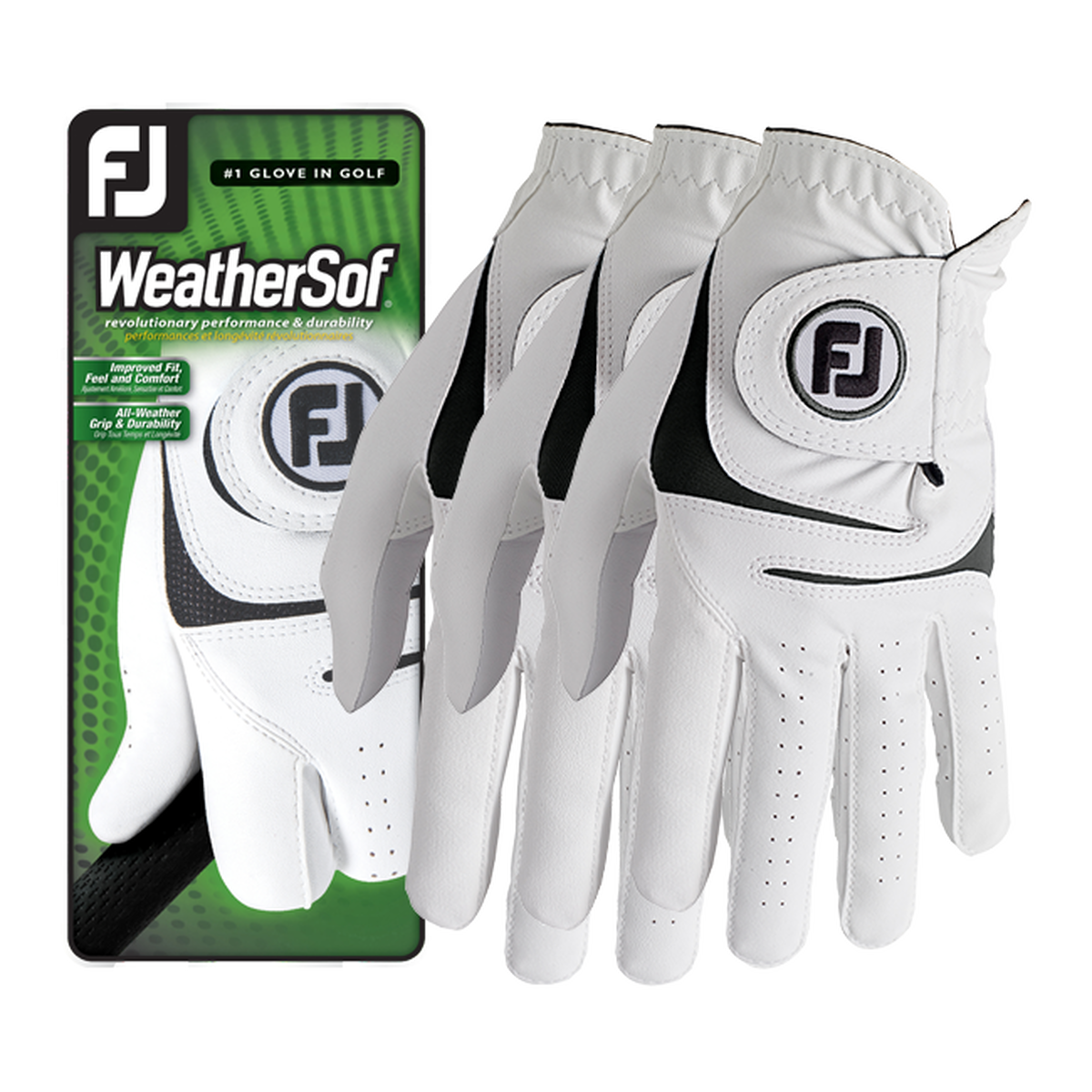 WeatherSof 3-Pack
