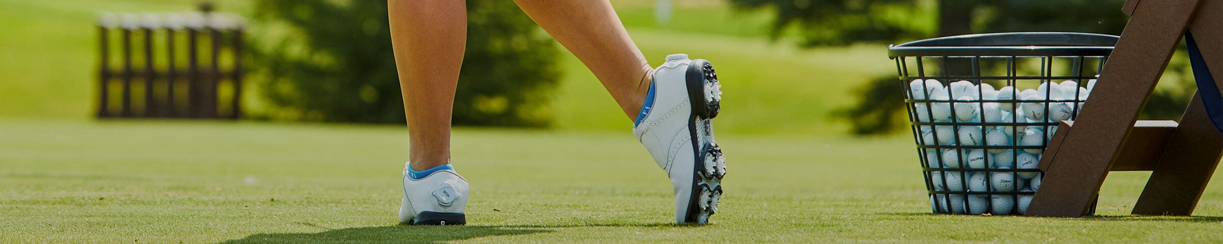 FootJoy Womens Spiked Golf Shoes