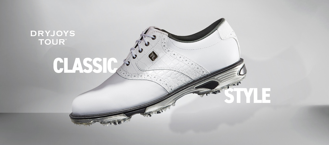 FootJoy Tour Leadership DryJoys Tour Golf Shoes