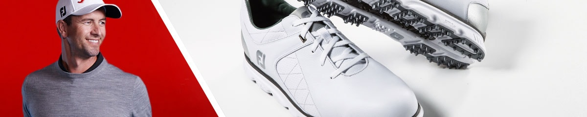 Men's Spikeless Golf Shoes from FootJoy