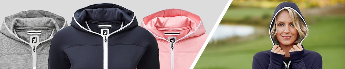 Women's Golf Base and Mid Layers from FootJoy