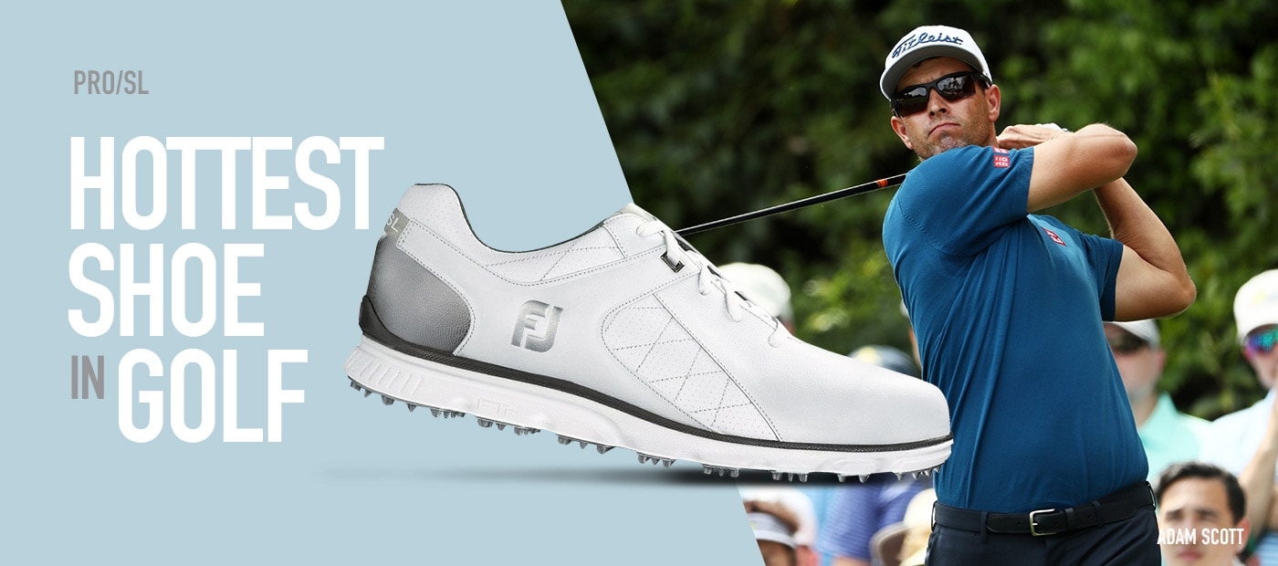 FootJoy Tour Leadership Pro/SL Golf Shoes