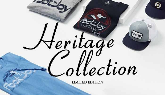 FootJoy Limited Edition Heritage Collection