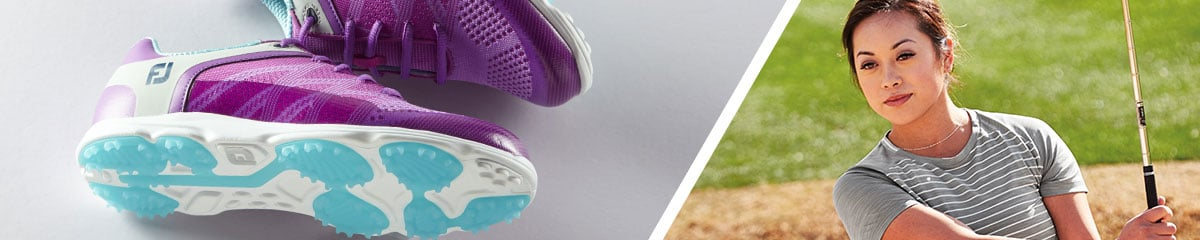 Women's Spikeless Golf Shoes from FootJoy